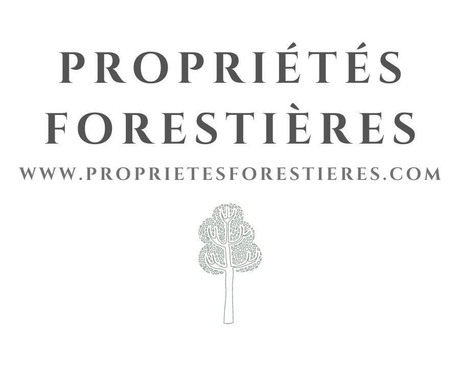 Propriétés Forestières, les forêts à vendre